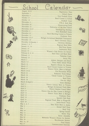 Page 11, 1956 Edition, Refugio High School - Bobcat Chant (Refugio, TX) online yearbook collection