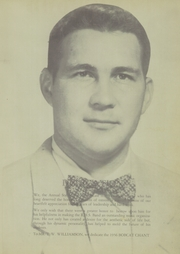 Page 7, 1956 Edition, Refugio High School - Bobcat Chant (Refugio, TX) online yearbook collection