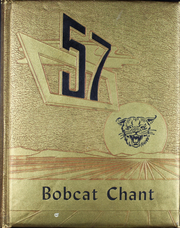 1957 Edition, Refugio High School - Bobcat Chant (Refugio, TX)