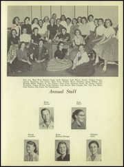 Page 91, 1957 Edition, Columbus High School - Cardinal Yearbook (Columbus, TX) online yearbook collection