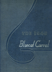 1949 Edition, Coleman High School - Corral Yearbook (Coleman, TX)