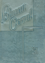 1951 Edition, Coleman High School - Corral Yearbook (Coleman, TX)