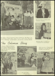 Page 17, 1951 Edition, Coleman High School - Corral Yearbook (Coleman, TX) online yearbook collection
