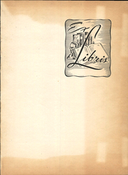 Page 1, 1952 Edition, Coleman High School - Corral Yearbook (Coleman, TX) online yearbook collection