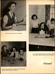Page 13, 1952 Edition, Coleman High School - Corral Yearbook (Coleman, TX) online yearbook collection