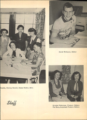 Page 14, 1952 Edition, Coleman High School - Corral Yearbook (Coleman, TX) online yearbook collection