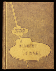 1953 Edition, Coleman High School - Corral Yearbook (Coleman, TX)