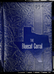 1954 Edition, Coleman High School - Corral Yearbook (Coleman, TX)