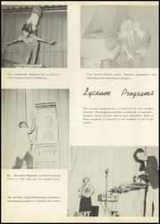 Page 16, 1956 Edition, Coleman High School - Corral Yearbook (Coleman, TX) online yearbook collection