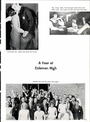 Page 7, 1965 Edition, Coleman High School - Corral Yearbook (Coleman, TX) online yearbook collection