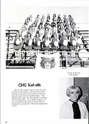 Page 100, 1969 Edition, Coleman High School - Corral Yearbook (Coleman, TX) online yearbook collection