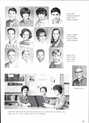 Page 59, 1969 Edition, Coleman High School - Corral Yearbook (Coleman, TX) online yearbook collection