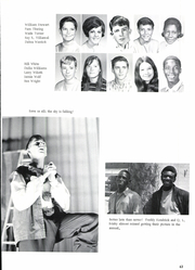 Page 67, 1969 Edition, Coleman High School - Corral Yearbook (Coleman, TX) online yearbook collection