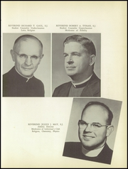 Page 11, 1957 Edition, Jesuit High School - Last Roundup Yearbook (Dallas, TX) online yearbook collection