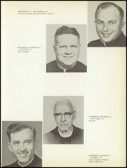 Page 13, 1957 Edition, Jesuit High School - Last Roundup Yearbook (Dallas, TX) online yearbook collection