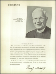 Page 8, 1957 Edition, Jesuit High School - Last Roundup Yearbook (Dallas, TX) online yearbook collection