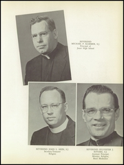 Page 9, 1957 Edition, Jesuit High School - Last Roundup Yearbook (Dallas, TX) online yearbook collection