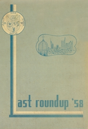 Page 1, 1958 Edition, Jesuit High School - Last Roundup Yearbook (Dallas, TX) online yearbook collection