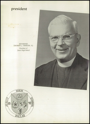 Page 10, 1958 Edition, Jesuit High School - Last Roundup Yearbook (Dallas, TX) online yearbook collection