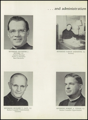 Page 13, 1958 Edition, Jesuit High School - Last Roundup Yearbook (Dallas, TX) online yearbook collection