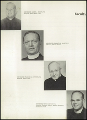 Page 14, 1958 Edition, Jesuit High School - Last Roundup Yearbook (Dallas, TX) online yearbook collection
