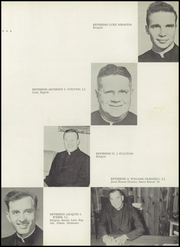 Page 15, 1958 Edition, Jesuit High School - Last Roundup Yearbook (Dallas, TX) online yearbook collection