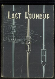 1959 Edition, Jesuit High School - Last Roundup Yearbook (Dallas, TX)