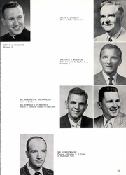 Page 17, 1960 Edition, Jesuit High School - Last Roundup Yearbook (Dallas, TX) online yearbook collection