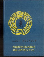 1972 Edition, Jesuit High School - Last Roundup Yearbook (Dallas, TX)