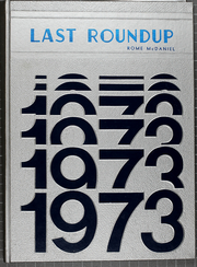 Page 1, 1973 Edition, Jesuit High School - Last Roundup Yearbook (Dallas, TX) online yearbook collection