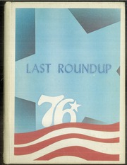 1976 Edition, Jesuit High School - Last Roundup Yearbook (Dallas, TX)