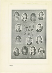 Page 12, 1921 Edition, Quanah High School - Quahi Yearbook (Quanah, TX) online yearbook collection