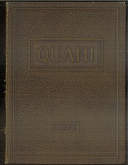 1927 Edition, Quanah High School - Quahi Yearbook (Quanah, TX)