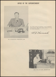 Page 11, 1949 Edition, Quanah High School - Quahi Yearbook (Quanah, TX) online yearbook collection