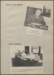 Page 12, 1949 Edition, Quanah High School - Quahi Yearbook (Quanah, TX) online yearbook collection