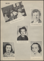 Page 13, 1949 Edition, Quanah High School - Quahi Yearbook (Quanah, TX) online yearbook collection