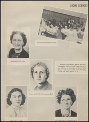 Page 14, 1949 Edition, Quanah High School - Quahi Yearbook (Quanah, TX) online yearbook collection