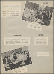 Page 16, 1949 Edition, Quanah High School - Quahi Yearbook (Quanah, TX) online yearbook collection