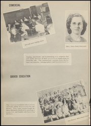 Page 19, 1949 Edition, Quanah High School - Quahi Yearbook (Quanah, TX) online yearbook collection