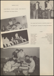 Page 12, 1951 Edition, Quanah High School - Quahi Yearbook (Quanah, TX) online yearbook collection