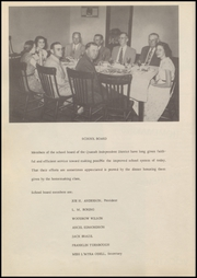 Page 14, 1951 Edition, Quanah High School - Quahi Yearbook (Quanah, TX) online yearbook collection