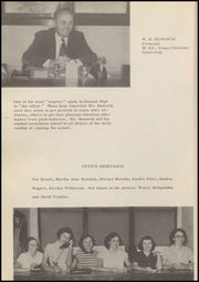 Page 16, 1951 Edition, Quanah High School - Quahi Yearbook (Quanah, TX) online yearbook collection