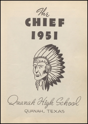 Page 7, 1951 Edition, Quanah High School - Quahi Yearbook (Quanah, TX) online yearbook collection