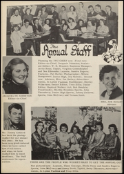 Page 10, 1952 Edition, Quanah High School - Quahi Yearbook (Quanah, TX) online yearbook collection