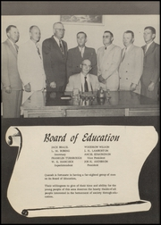Page 12, 1952 Edition, Quanah High School - Quahi Yearbook (Quanah, TX) online yearbook collection