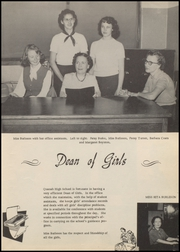Page 15, 1952 Edition, Quanah High School - Quahi Yearbook (Quanah, TX) online yearbook collection