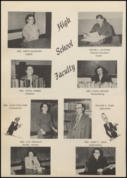 Page 16, 1952 Edition, Quanah High School - Quahi Yearbook (Quanah, TX) online yearbook collection