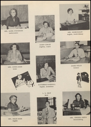 Page 17, 1952 Edition, Quanah High School - Quahi Yearbook (Quanah, TX) online yearbook collection