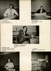 Page 14, 1955 Edition, Quanah High School - Quahi Yearbook (Quanah, TX) online yearbook collection