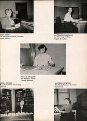 Page 15, 1955 Edition, Quanah High School - Quahi Yearbook (Quanah, TX) online yearbook collection